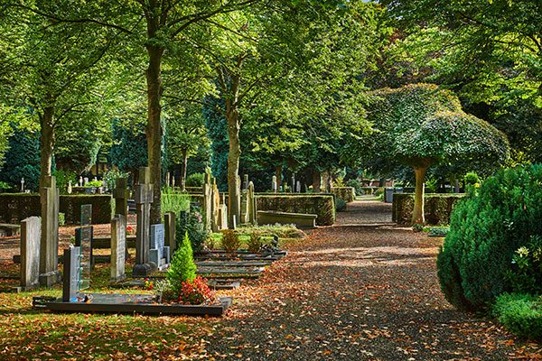 Catharina Begraafplaats